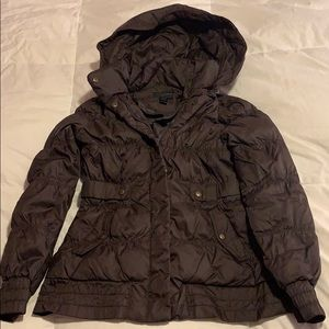 Mango Quilted Down Jacket